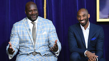 image for Shaq Pays Tribute To Longtime Friend Kobe Bryant