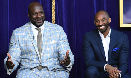 Sports Top Stories - Shaq Pays Tribute To Longtime Friend Kobe Bryant