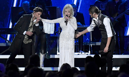 Music News - Dolly Parton, For King & Country Take Home Grammy For 'God Only Knows'