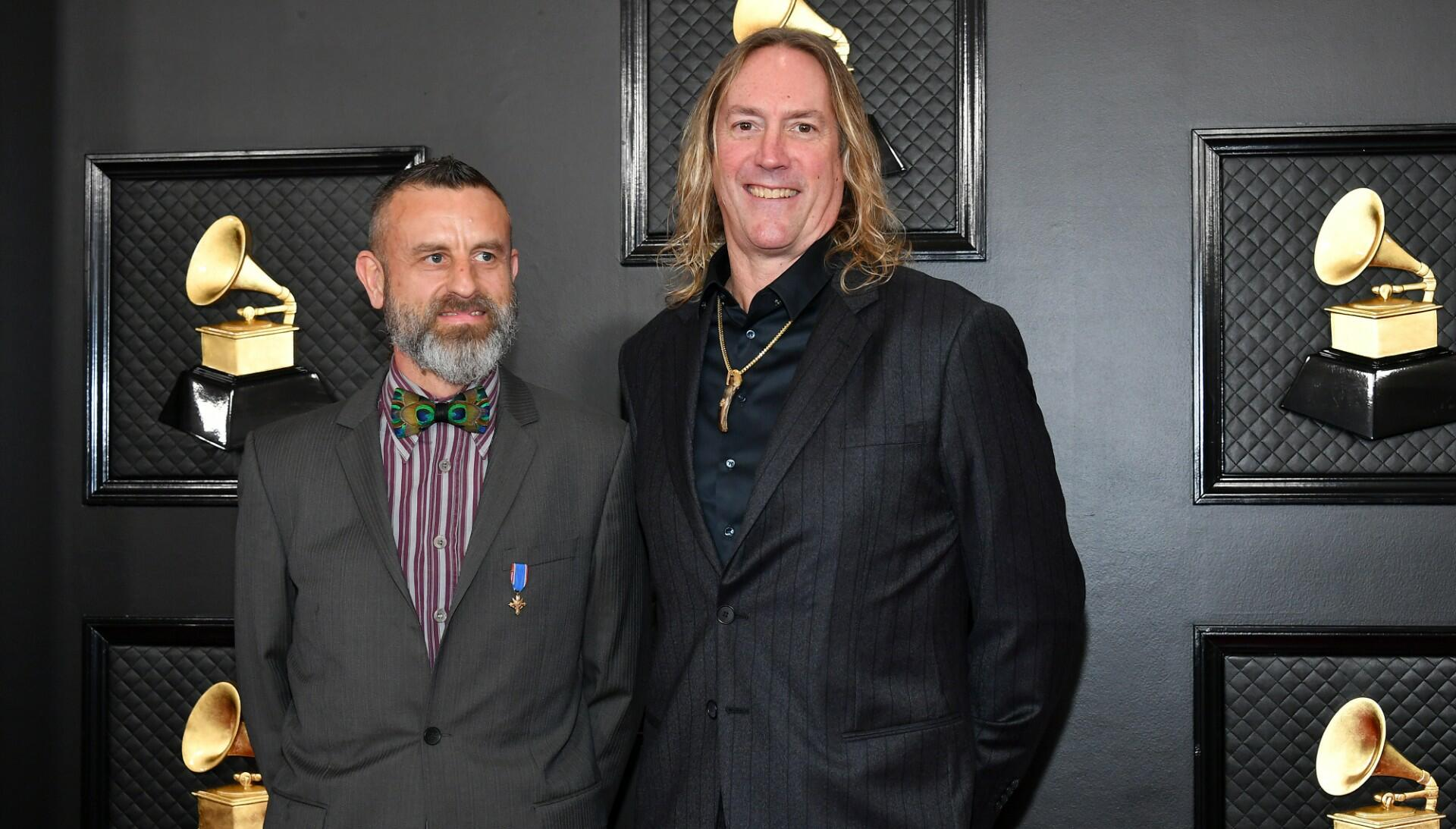 """TOOL Wins Grammy For Its 15-Minute Epic """"7empest"""""""