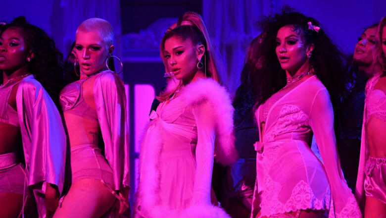 Ariana Grande Comes Full Circle With 2020 Grammy Performance | Z100
