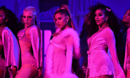 Trending - Ariana Grande Comes Full Circle With 2020 Grammy Performance