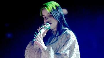 iHeartPride - Billie Eilish Makes GRAMMYs Debut With Emotional Performance