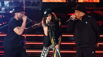 Chuck Nowlin - Aerosmith Slays Walk This Way With Run-D.M.C. At The Grammys