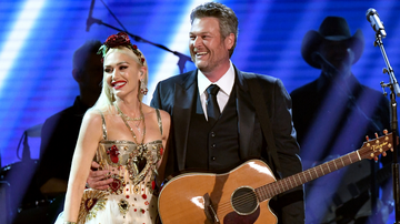 iHeartCountry - Blake Shelton, Gwen Stefani Give Romantic Performance Of 'Nobody But You'