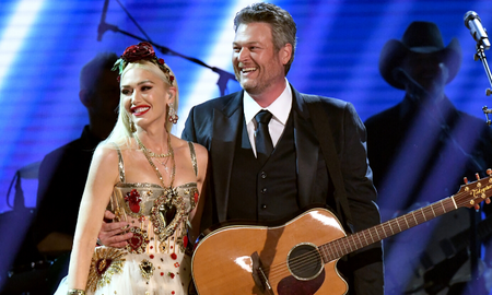 Music News - Blake Shelton, Gwen Stefani Give Romantic Performance Of 'Nobody But You'