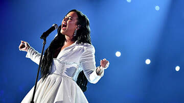 iHeartPride - Demi Lovato Tearfully Debuts Powerful New Ballad 'Anyone' At 2020 Grammys