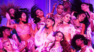 "image for ""7 rings / thank u, next / imagine (Live From The 62nd GRAMMYs )"