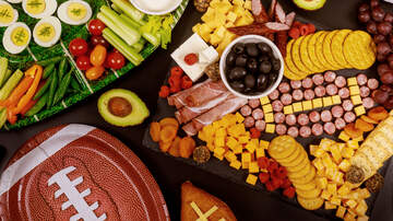 Scott and Sadie - THE LIST: The Top 10 Super Bowl Foods