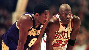 Sean Salisbury - Video Shows How Similar Kobe Bryant and Michael Jordan Were On The Court
