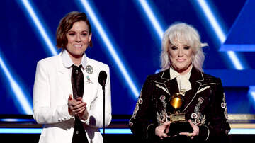 Kayla Hanley - Country Winners at The 62nd Annual Grammy Awards