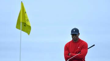 Sean Salisbury - Tiger Woods Reacts To News Of Kobe Bryant's Passing