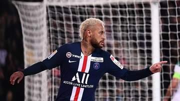 Jason Carr - Neymar Celebrates PSG Goal With Homage To Kobe Bryant