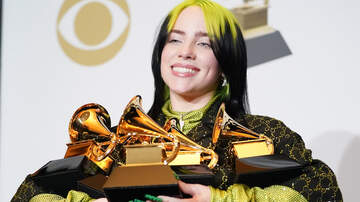 Headlines - Billie Eilish Becomes Youngest Grammy Winner To Sweep All 4 Main Awards