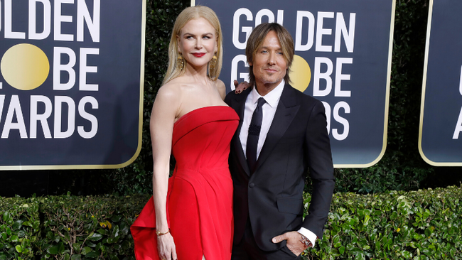 Keith Urban Left The Grammys Early To Take Care Of Sick Wife Nicole Kidman