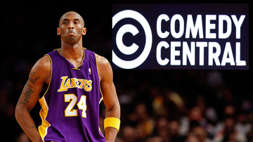 Trending - 2016 Cartoon Predicting Kobe's Helicopter Crash Pulled By Comedy Central