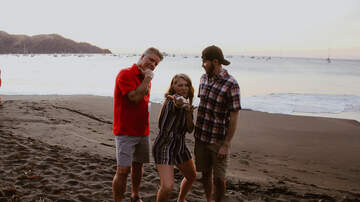 Ridder, Scott and Shannen - Boots on the Beach - Day 2