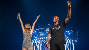 iHeartPride - Taylor Swift Pens Touching Note In Light Of Friend Kobe Bryant's Death