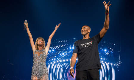 Entertainment News - Taylor Swift Pens Touching Note In Light Of Friend Kobe Bryant's Death