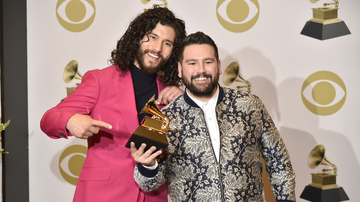 Music News - Dan + Shay Win Best Country Duo/Group Performance At 2020 Grammy Awards