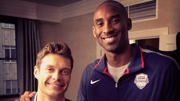 Ryan Seacrest - Ryan Seacrest Remembers Late Legend Kobe Bryant: Listen
