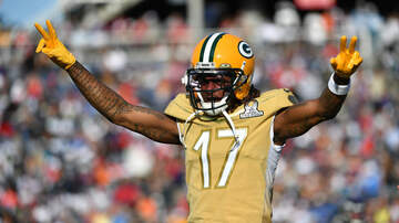 Packers - Packers' Davante Adams, Za'Darius Smith shine at Pro Bowl