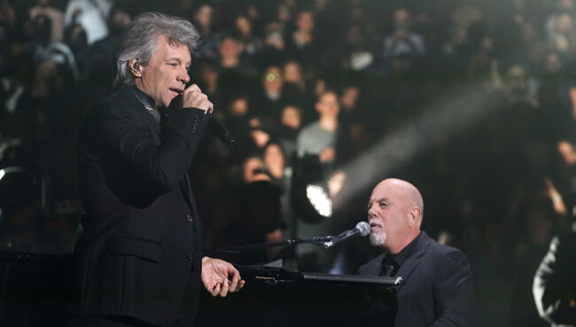 Billy Joel In Concert - New York City