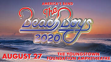 None - Beach Boys to Youngstown Foundation Amphitheater August 27th