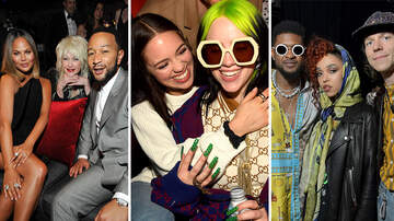 iHeartRadio Music News - Billie Eilish, Chrissy Teigen, Usher & More Hit Up Grammy After-Parties