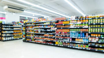 image for Ghost Trips Worker At Supermarket In Scotland