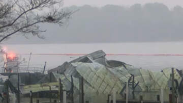 National News - Multiple Fatalities Reported In Alabama Marina Fire That Destroyed 35 Boats