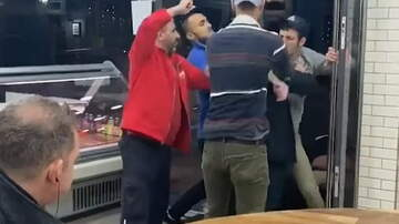 Hitman - When a Fight Breaks out at a Deli