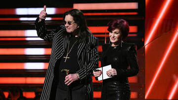 Mel Taylor - Ozzy Osbourne @ The Grammy Awards & His Latest Health Diagnosis..
