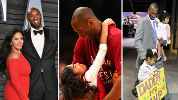 iHeartRadio Music News - PHOTOS: Kobe Bryant's Sweetest Family Moments