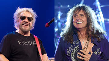 iHeartRadio Music News - Sammy Hagar & The Circle Announce Summer Tour With Whitesnake, Night Ranger