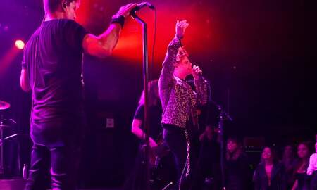 Trending - YUNGBLUD Jumps Onstage With Third Eye Blind For Surprise Collab