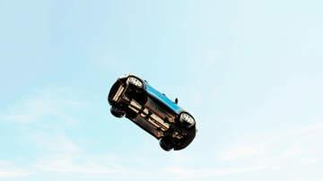 The Penthouse Blog - Car Ramps Off Truck Trailer... FAIL
