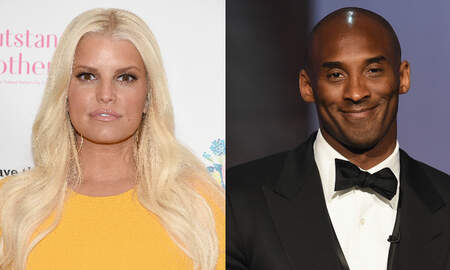Entertainment News - Jessica Simpson Shares Photo From Backyard Where Kobe Bryant Crash Occurred