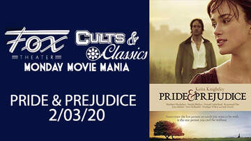 None - Cults & Classics: Pride & Prejudice!