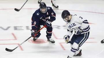 image for UConn Hockey drops another 3-2 decision at CT Ice...to Yale