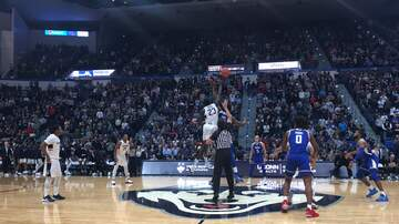 image for UConn Men fall another OT Home affair..this time Tulsa 79-75