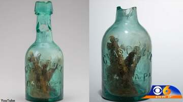 Coast to Coast AM with George Noory - Video: Civil War-Era 'Witch Bottle' Unearthed in Virginia