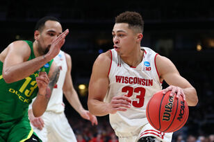 Kobe King to miss Monday's Wisconsin basketball game