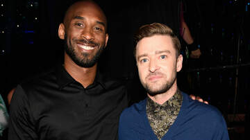 Billy the Kidd - Justin Timberlake pays tribute to friend Kobe Bryant
