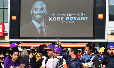 Sports Top Stories - NBA Postpones Tuesday's Lakers, Clippers Game In Wake Of Kobe's Death