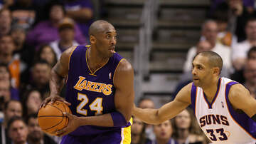 image for Kobe Bryant On The Phoenix Suns; That Was A Real Rivalry