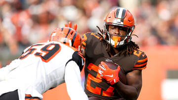 Ronnie And TKras - Police Video Shows Browns RB Hunt Driving w/ Vodka & Drugs In Traffic Stop
