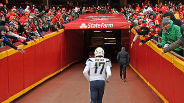 None - Report: Chargers Moving On From QB Rivers