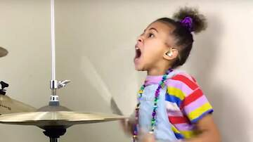 image for THIS YOUNG LADY CRUSHES QOTSA NO ONE KNOWS DRUMMING PARTS