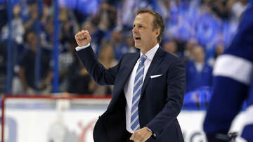 Ronnie And TKras - Tampa Bay Lightning: Bish Slapped By Stars In OT To Start Second Half